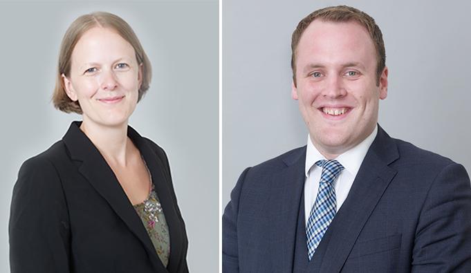 Louise Sapstead leads Samuel Coe in a complex six week High Court case