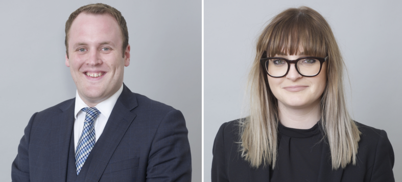 Members of chambers appointed to lead the Nottingham Bar Mess
