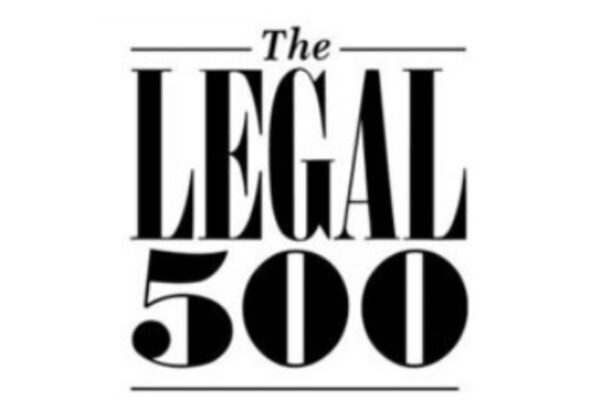 Members of chambers recognised in the Legal 500 2022