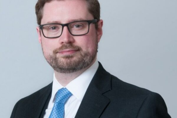 Oliver Nunn appointed as a Deputy District Judge