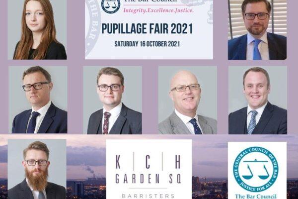 Join us this Saturday at The Bar Council's Pupillage Fair